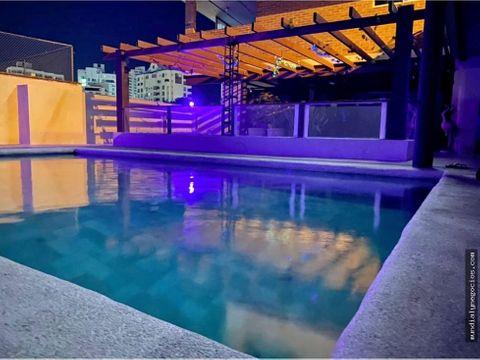 hotel en venta sector turistico rodadero santa marta arc16
