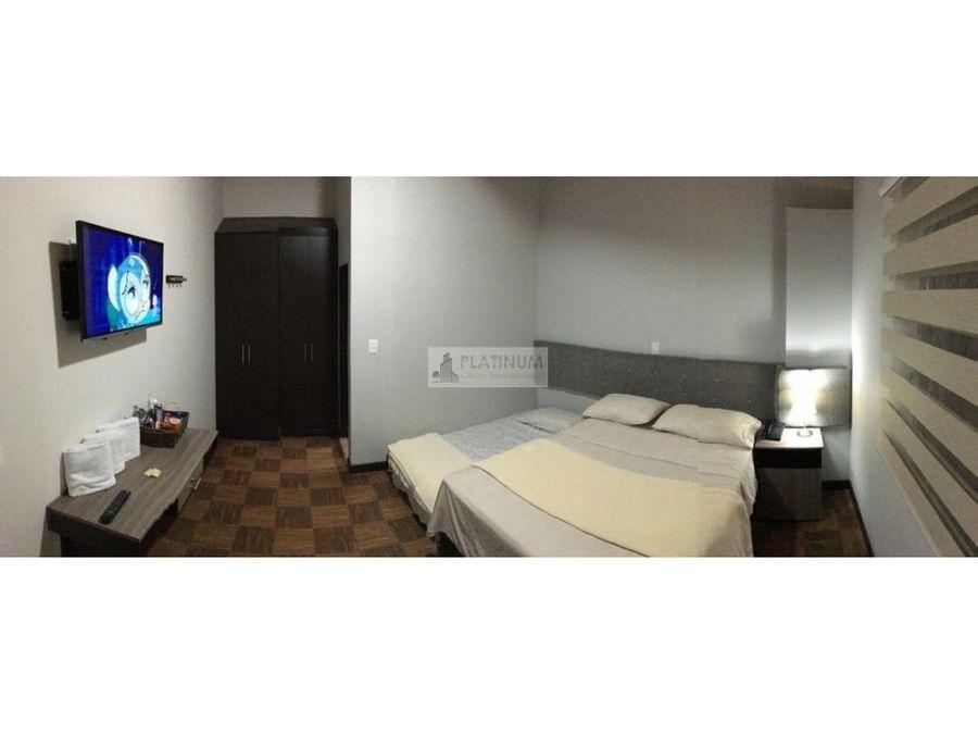 hotel en venta en calima darien fd