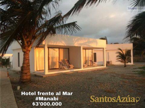 hotel frente al mar clima tropical manabi ecuador