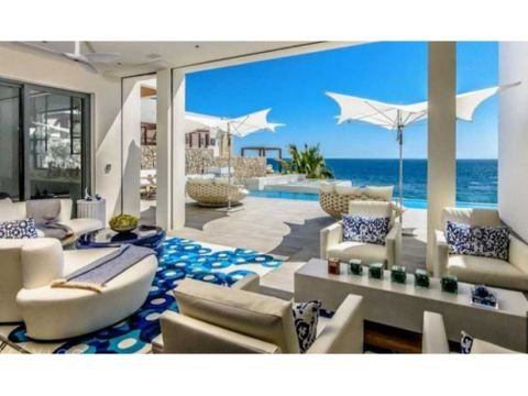 house for sale in residential exclusive bahia in cabo san lucas