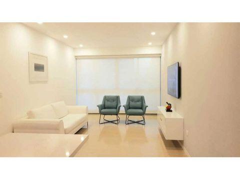 impecable apartamento en venta en campo alegre