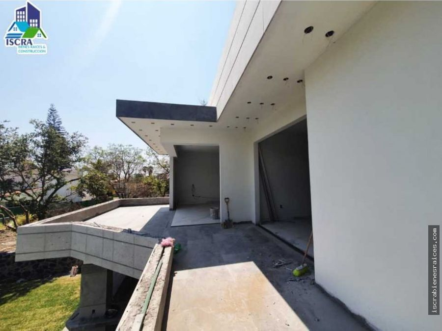 impecable casa en venta en lomas de cocoyoc