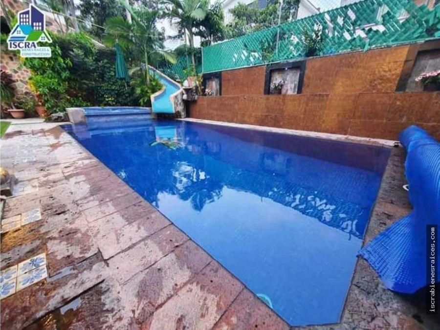 increible propiedad en venta en lomas de cocoyoc