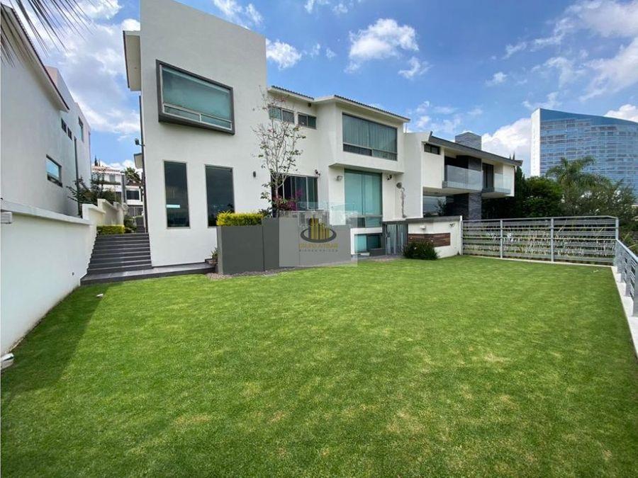 increible residencia en la vista country club zona angelopolis