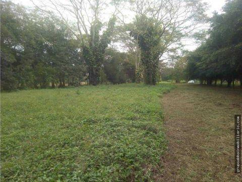inversionistas terreno en venta en el cedro nacajuca