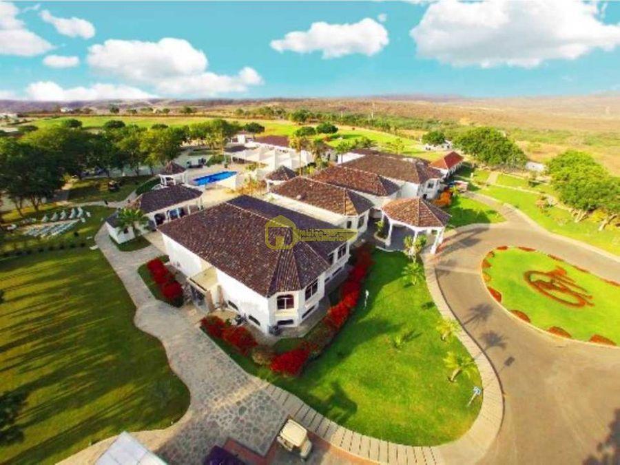 invierte en montecristi golf club