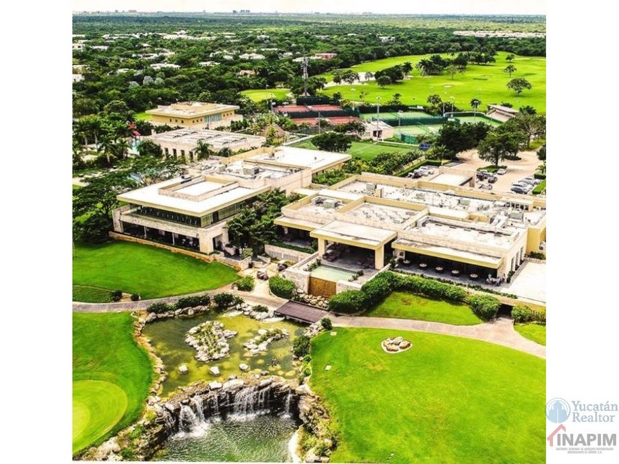 invierte en terreno en yucatan country club