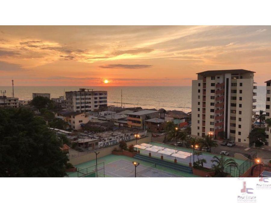 jc vende hermoso departamento en playa almendro en tonsupa de 143 mts
