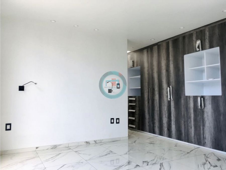 residencia en venta en metepec lujo y confort