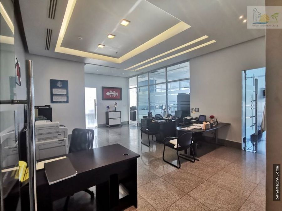 lujosa oficina en primetime tower 4220da