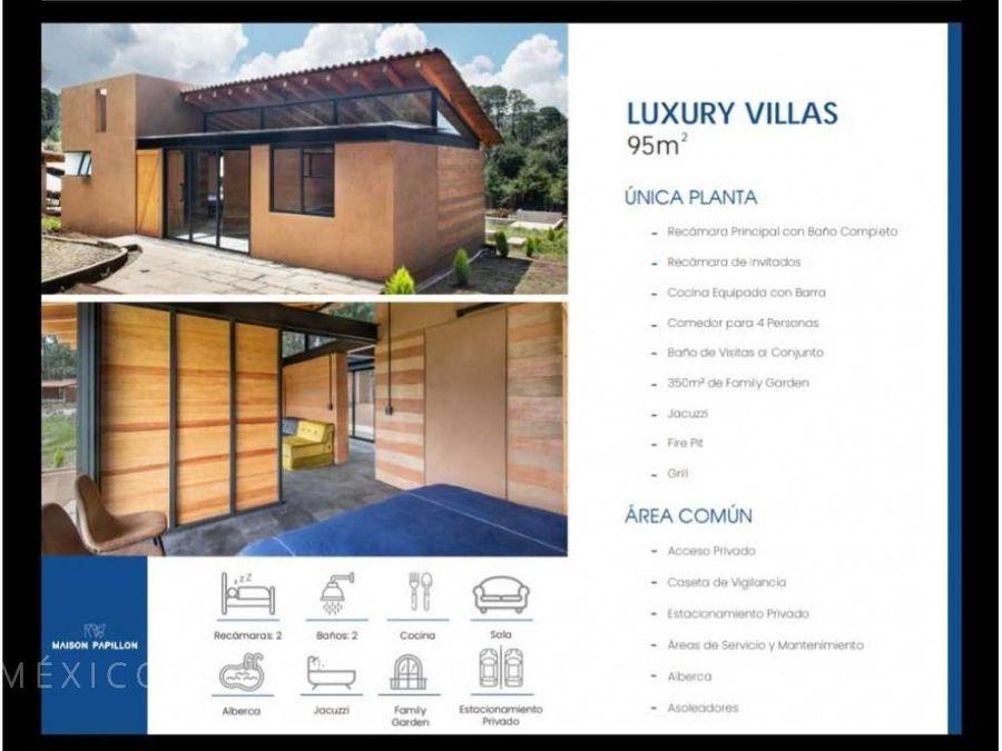 luxury villas para disfrutar de momentos de inolvidables