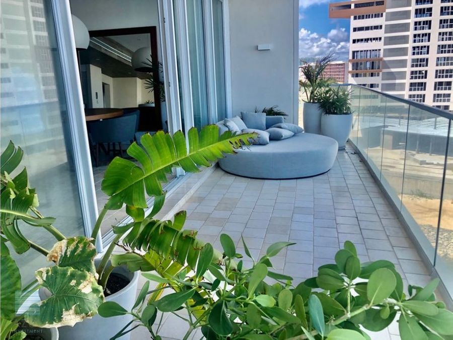 luxury apartment for rent in puerto cancun ocean view