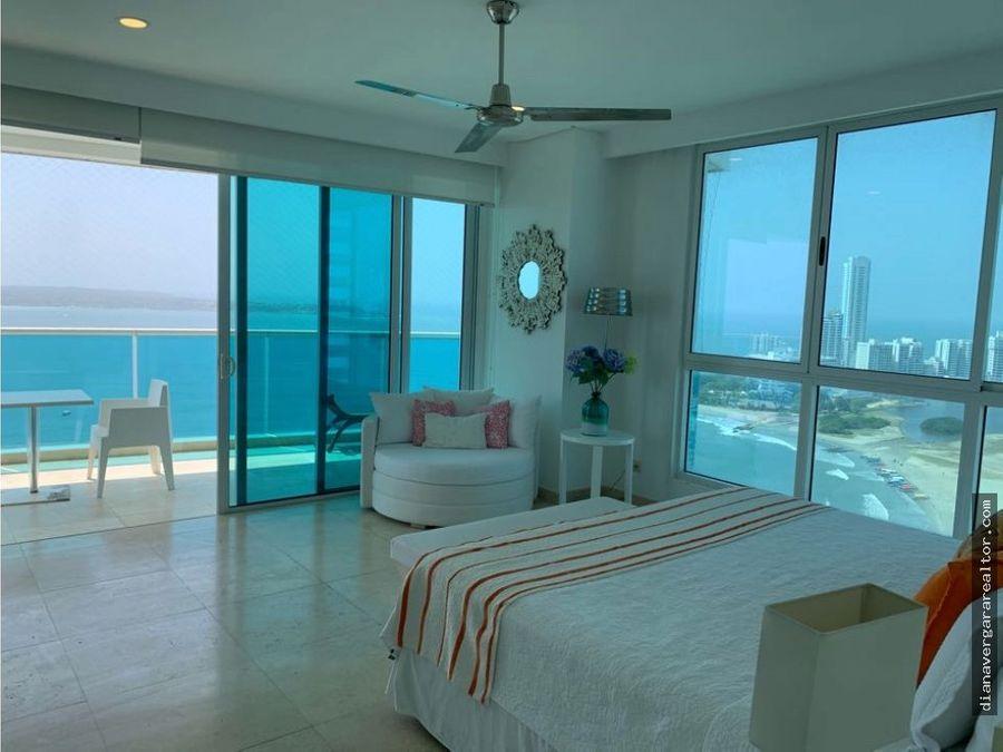 luxury apartment sea view