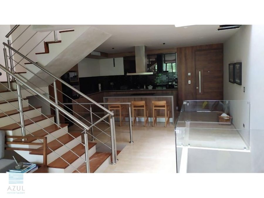 luxury penthouse for rent in aldea zama tulum