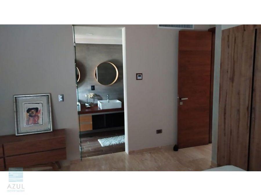 luxury penthouse for rent in aldea zama tulum