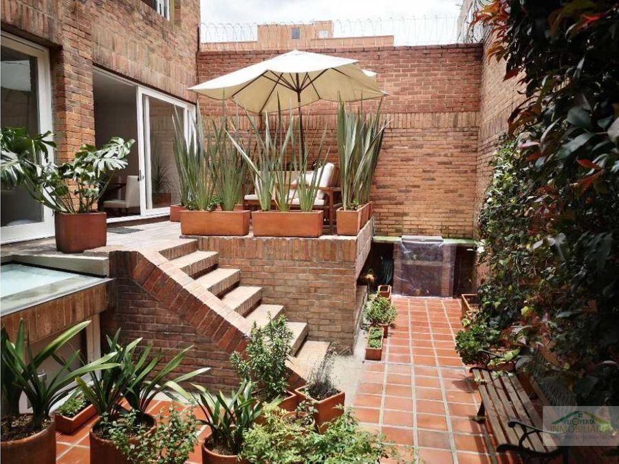 la calleja hermosa 274 m2 60 de jardin