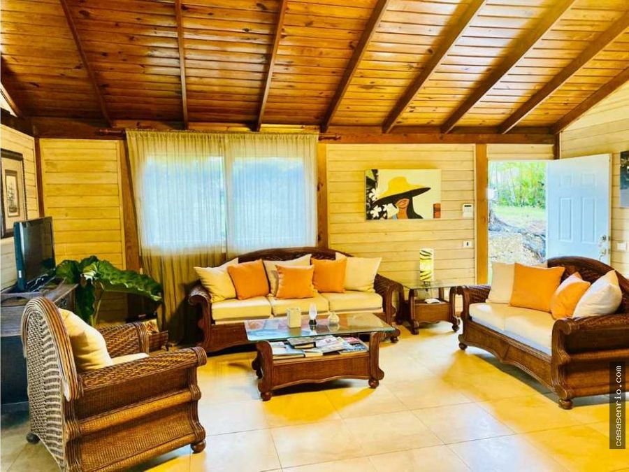 la loma guest house casa de 3 hab en rio san juan