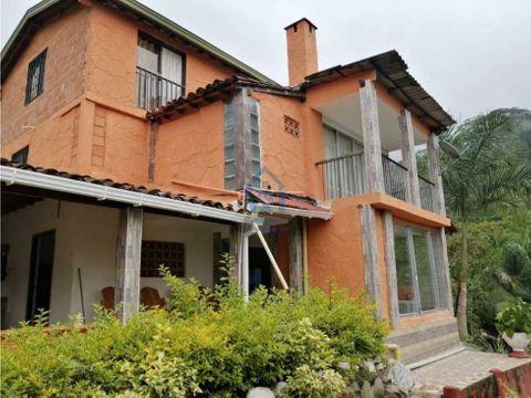 linda casa campestre en venta a 15 min del parque de copacabana ant
