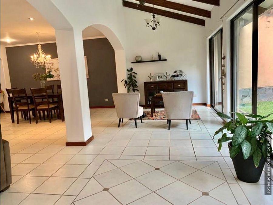 linda casa en condominio para la venta ubicada en santa ana