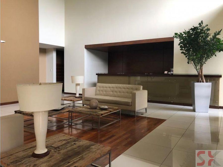 lindo apartamento amueblado y equipado en zona 14