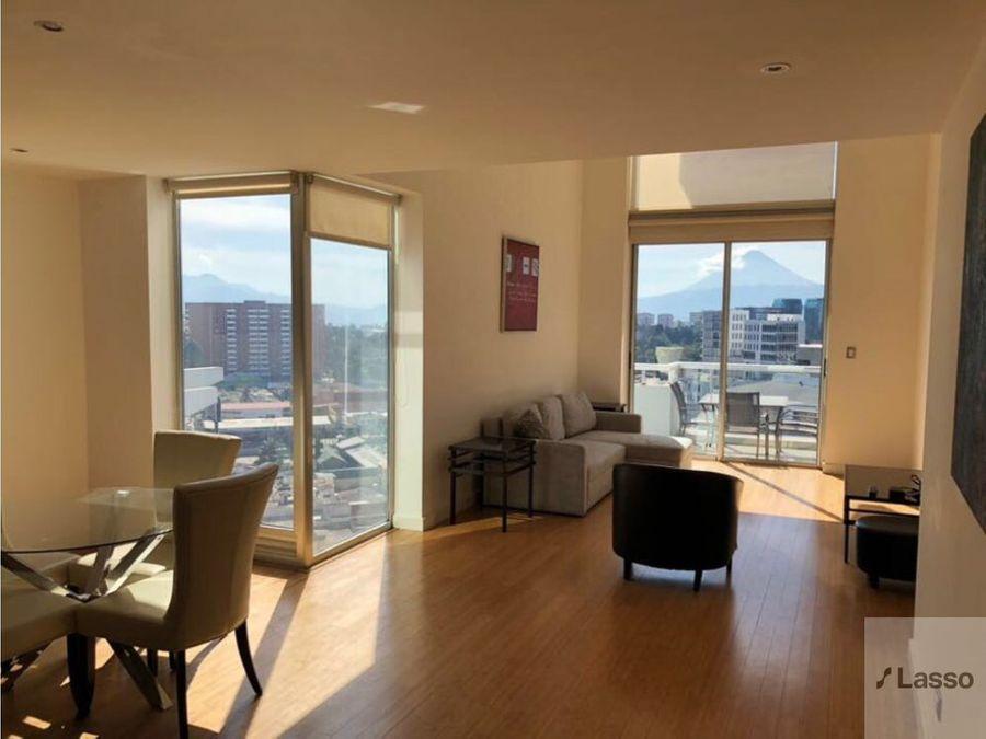 lindo apartamento amueblado en atrium