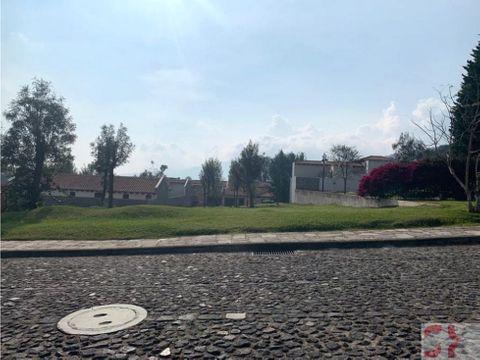 lindo terreno en condominio jacarandas antigua