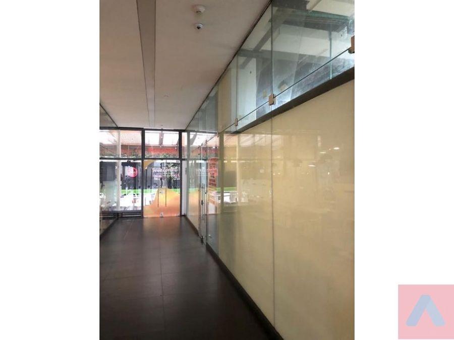 rento local comercial 74m2 acceso desde la calle edificio oficinas