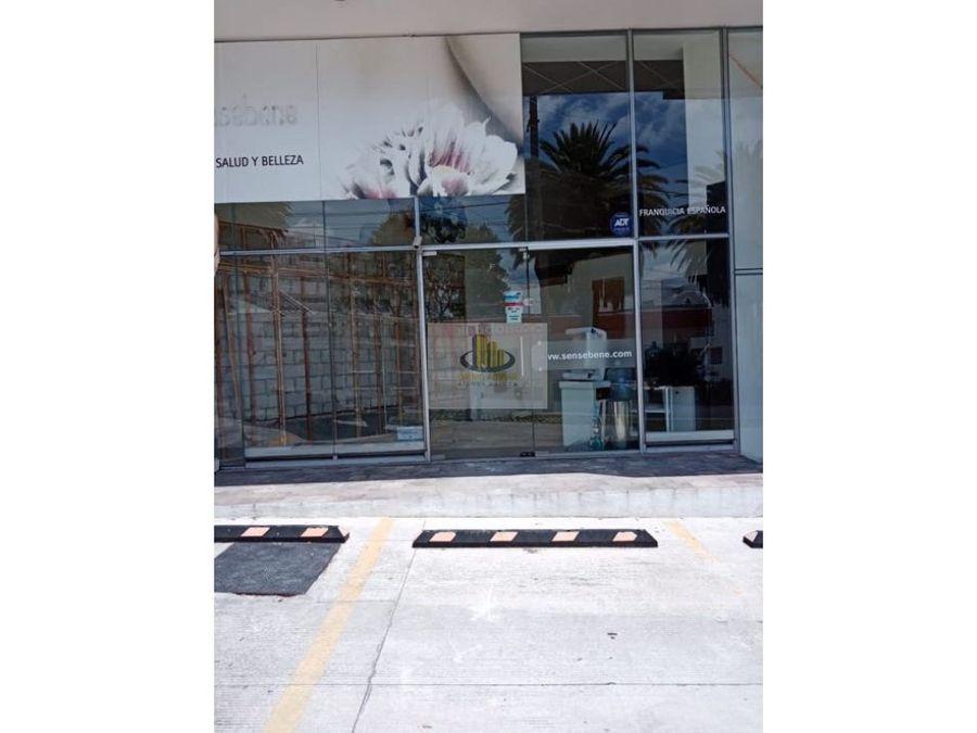 local comercial avenida teziutlanen plaza comercial zona la paz