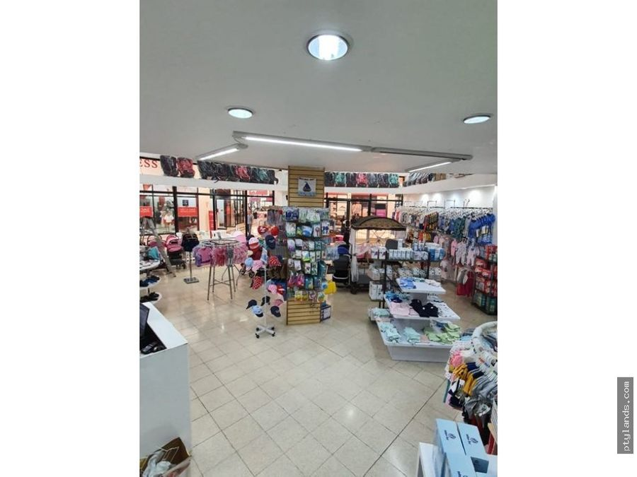 local comercial en venta chiriqui mall