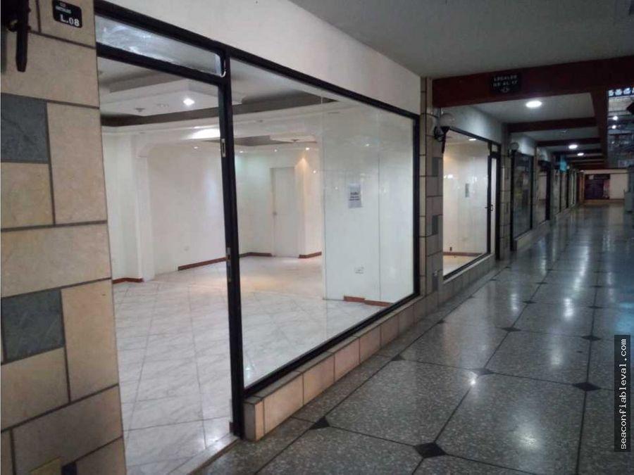 local comercial en alquiler av bolivar