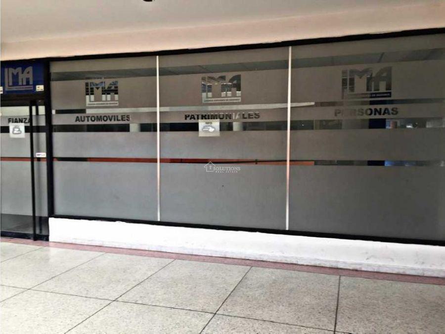 local comercial en cc guacara plaza