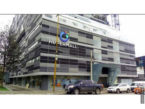 local comercial hupermall