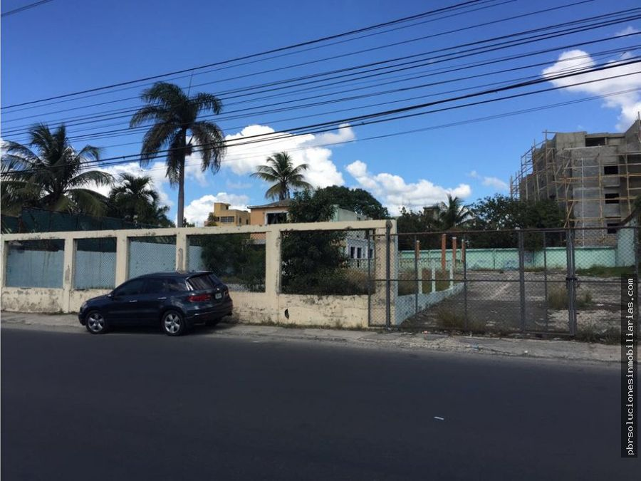 local comercial marginal las americas