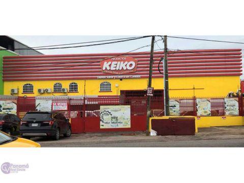 local comercial en la chorrera de productos keiko
