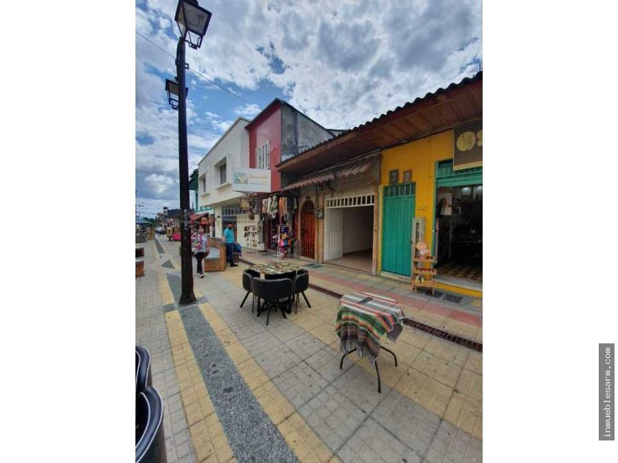 local comercial quimbaya