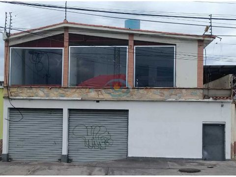 local con apartamento en maracay edo aragua