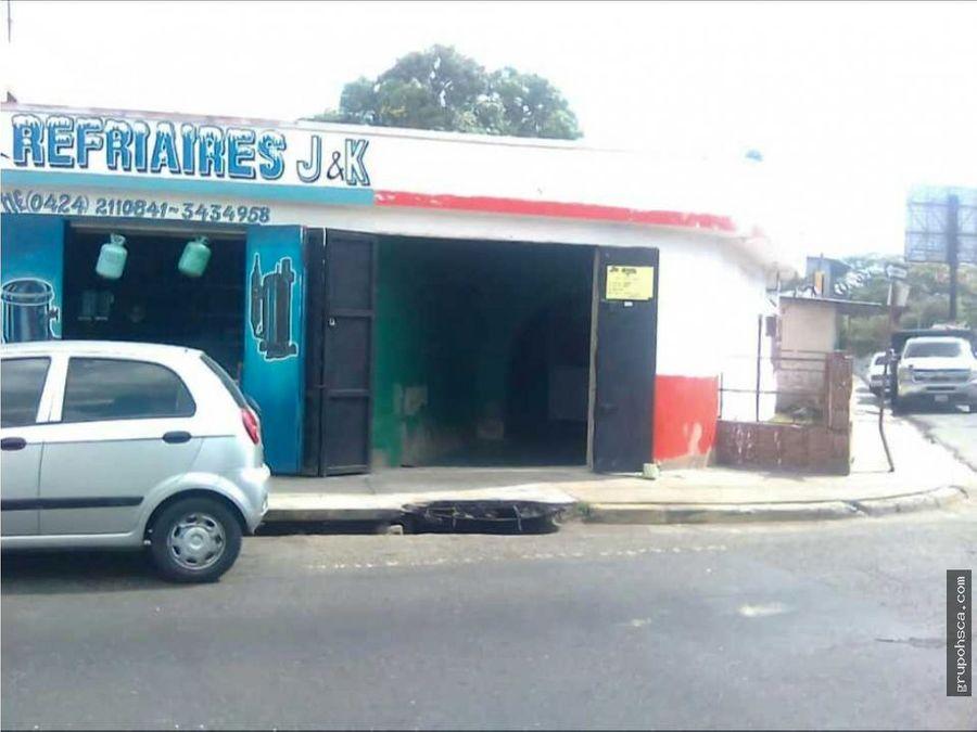 local comercial en alquiler av aragua maracay