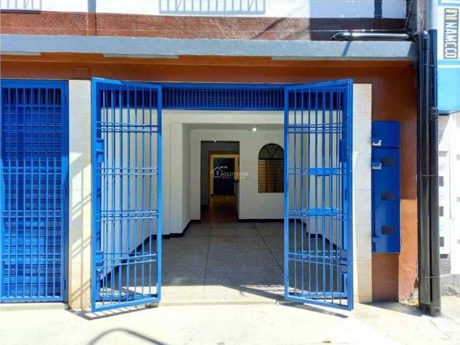 local en alquiler carrera 19 sector centro oeste barquisimeto