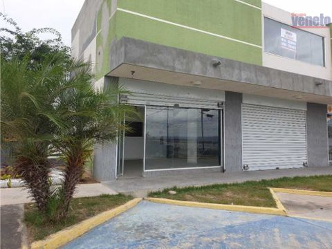local en alquiler intercomunal barqto cabudare 150 m2