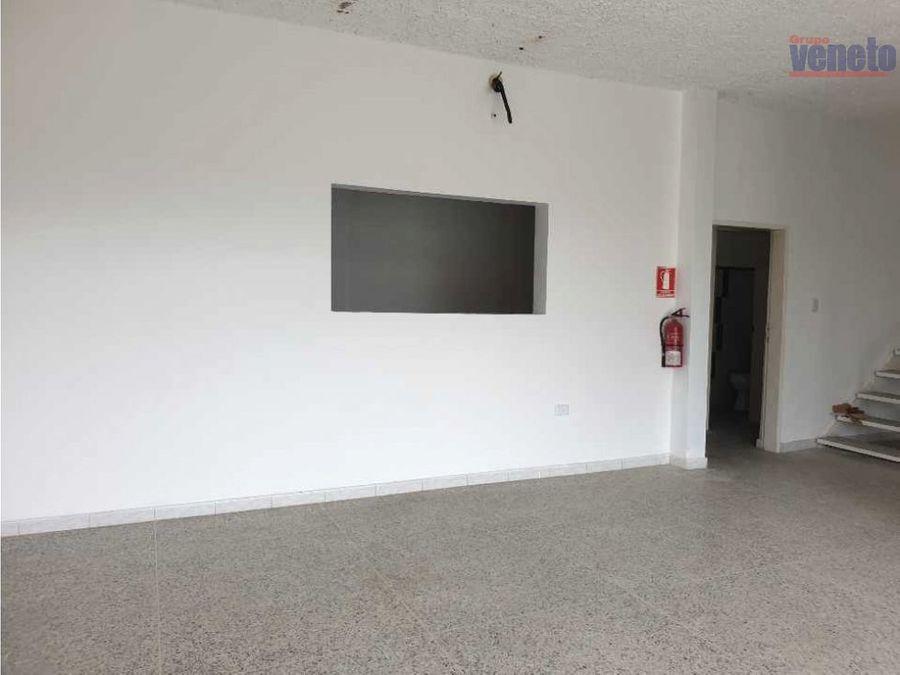 local en alquiler intercomunal barqto cabudare 150 m2