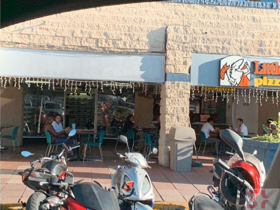 local en plaza san cristobal