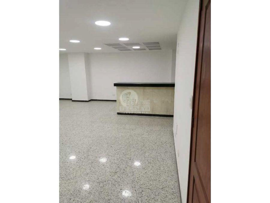 rento amplia oficina con remodelacion interna en guadalupe