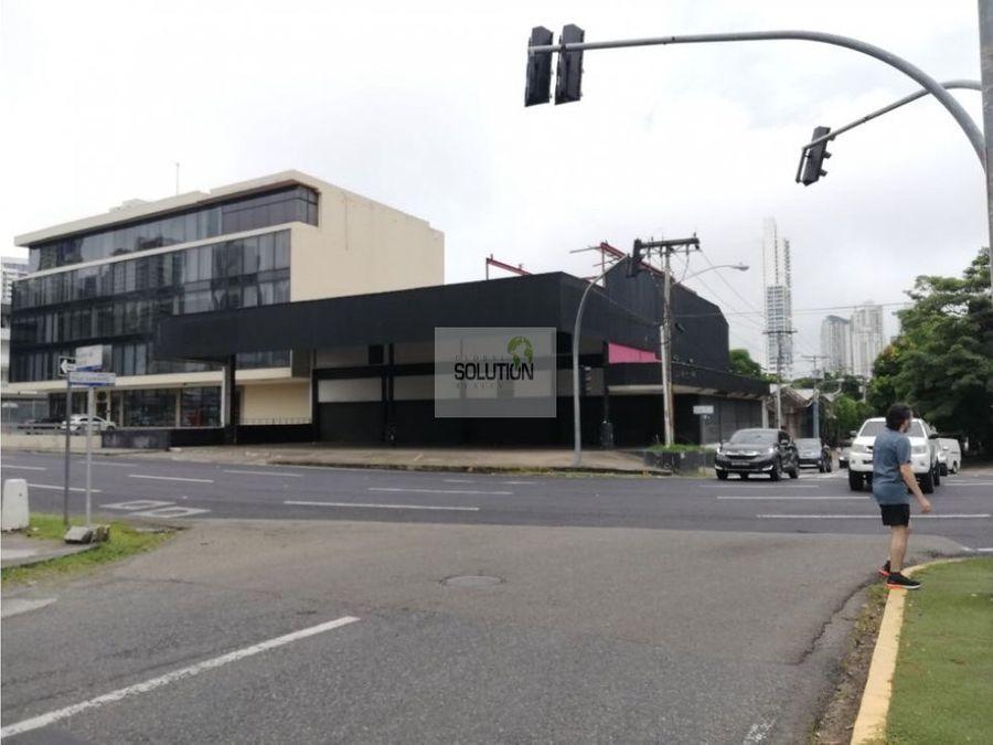 local comercial calle 50