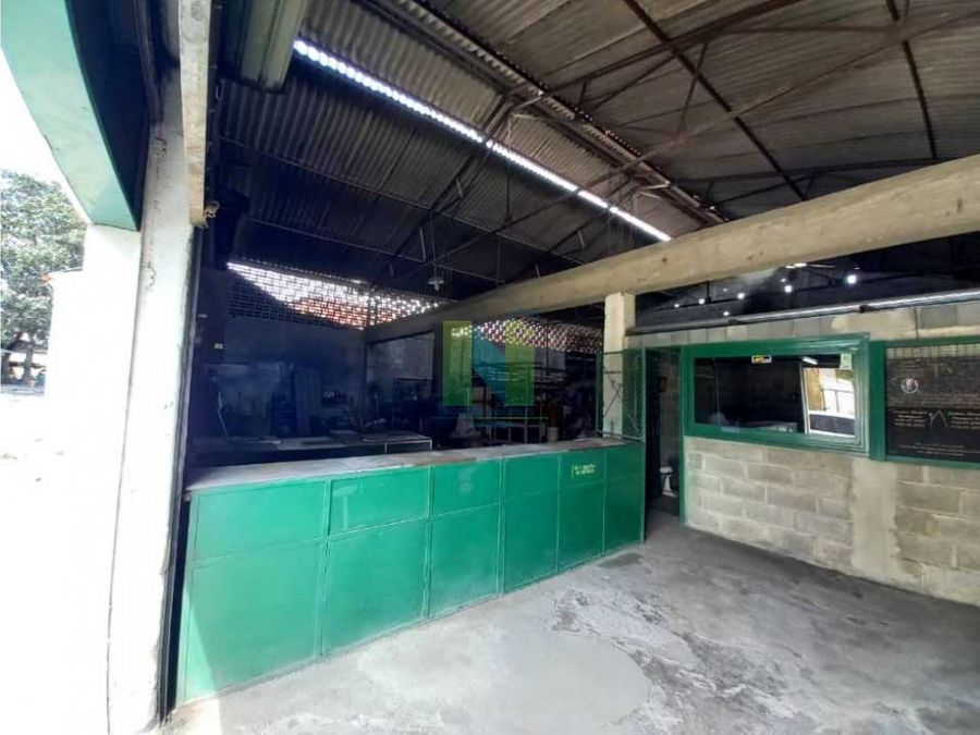 local galpon en alquiler centro barquisimeto