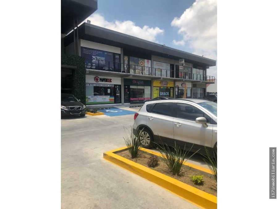 locales plaza annya