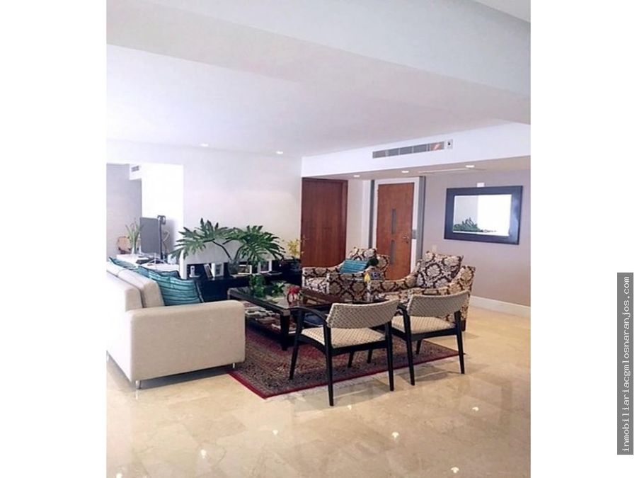 lomas de las mercedes apartamento en venta mc 18 001