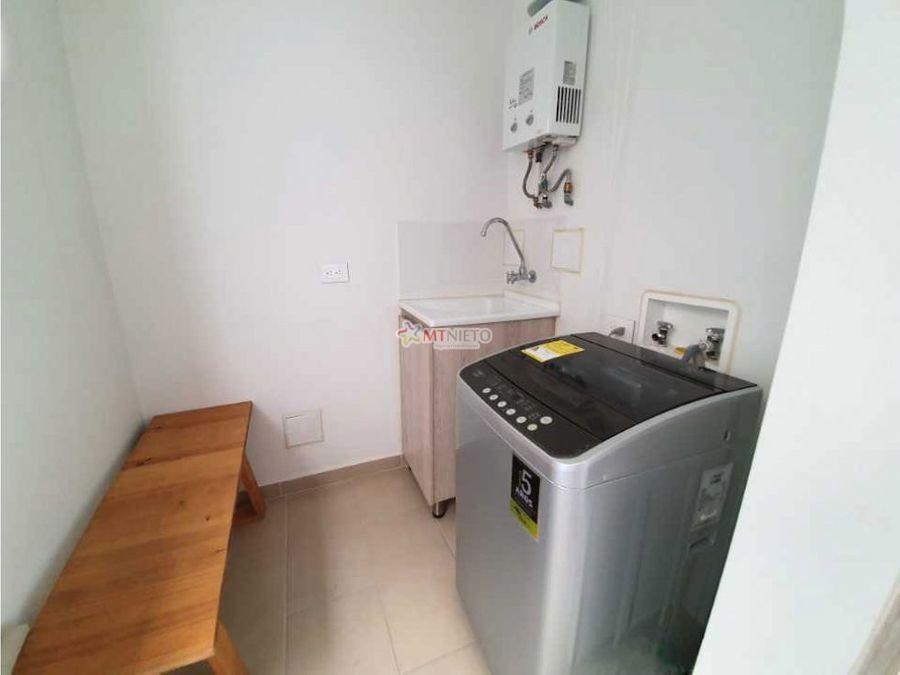 apartamento de 10210 m2 de 2 alcobas sector club campestre