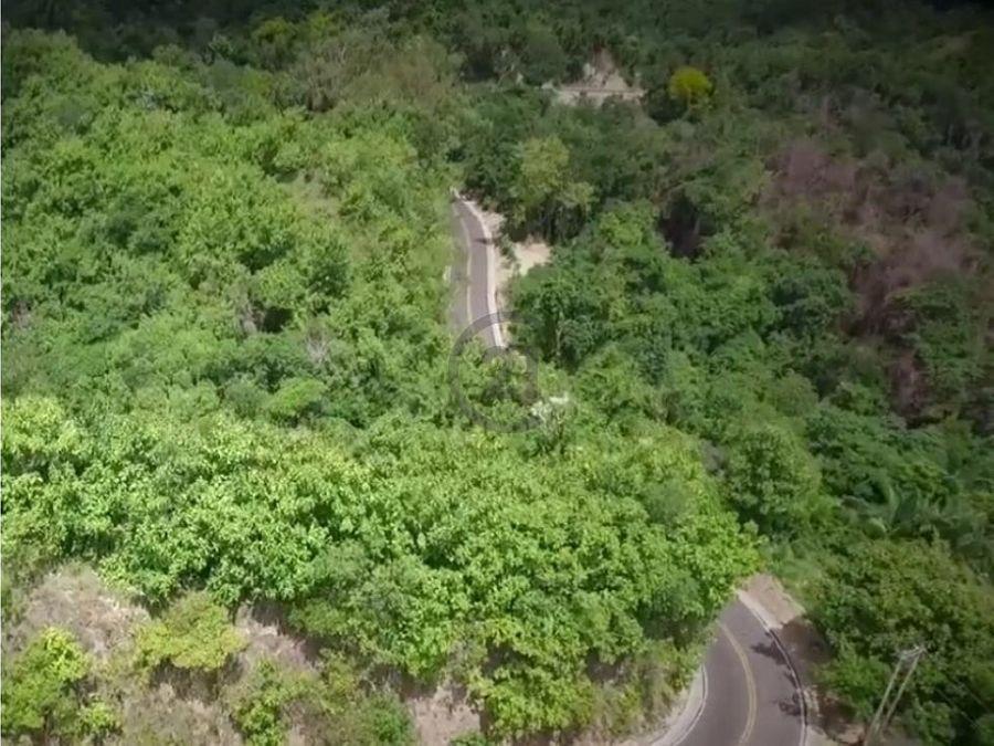 se vende lote 1150 mt2 frente a la cancha minca santa marta