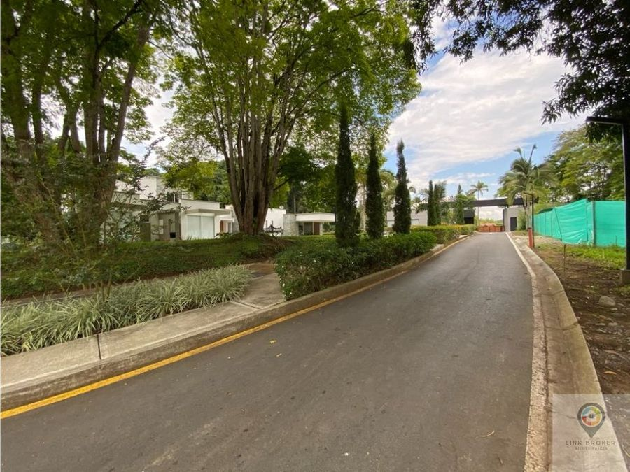 venta condominio lote sector cerritos