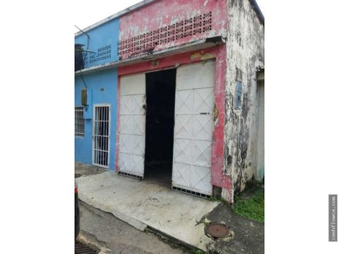 lote comercial con taller de herreria en san jose valencia